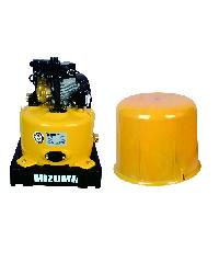 MIZUMA ปั้มหอยโข่งอัตโนมัติ MZMAC-1680.15W /0.18HP สีเหลือง