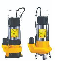 ปั้มจุ่มสูบน้ำเสีย  DPS-V180 0.18KW/0.25HP สีเหลือง