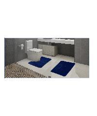 COZY พรมห้องน้ำ  CZ-007 COZY สีกรม