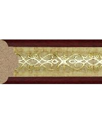 GREAT WOOD ไม้คิ้ว 30x13x2700 mm (กxหนาxย)  1641-A-593