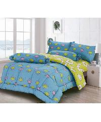 Truffle ชุดผ้าปูที่นอน กาลิโต้ 4 ชิ้น ขนาด 3.5 ฟุต FSS35-404