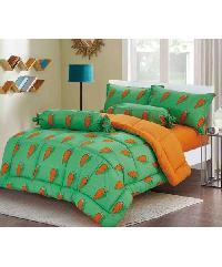 Truffle ชุดผ้าปูที่นอน กาลิโต้ 4 ชิ้น ขนาด 3.5 ฟุต  FSS35-406