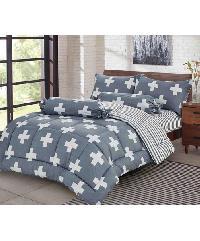 Truffle ชุดผ้าปูที่นอน กาลิโต้ 4 ชิ้น ขนาด 3.5 ฟุต   FSS35-407