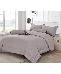 Truffle ชุดผ้าปูที่นอน กาลิโต้ 6 ชิ้น ขนาด 5 ฟุต  FSS5-602
