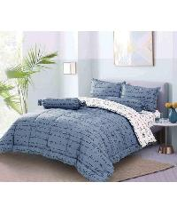 Truffle ชุดผ้าปูที่นอน กาลิโต้ 6 ชิ้น ขนาด 6 ฟุต FSS6-608