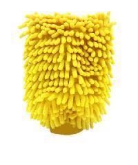 ICLEAN ถุงมือไมโครไฟเบอร์ DS-2300Y สีเหลือง