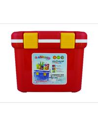MAX-HOME กล่องคูลเลอร์ ร้อน-เย็น 15 ลิตร I.B-2003 สีแดง