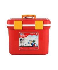 - กล่องคูลเลอร์ ร้อน-เย็น 20 ลิตร I.B-2004 สีแดง