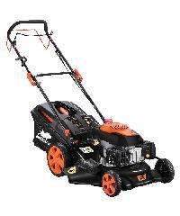 BISON รถตัดหญ้าเบนซิน 18 S461-T47518 สีส้ม