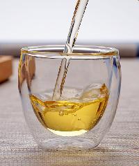 - แก้วใสสองชั้น 80 ml.   XXL056