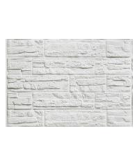 TAPIO วอลเปเปอร์ติดผนัง DIY 30x60x0.8ซม. Stone  สีขาว
