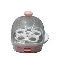 KENKO เครื่องทำไข่ลวก-ไข่ต้ม ไฟฟ้า ขนาดความจุ 5ฟอง DZG-5D สีชมพู