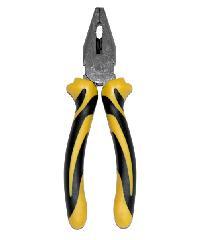 HUMMER คีมปากผสม ขนาด 8นิ้ว JR-QZ011-S 8 สีเหลือง