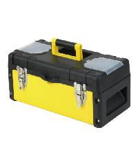 HUMMER กล่องเครื่องมือ ขนาด 14นิ้ว JW-7014  สีเหลือง
