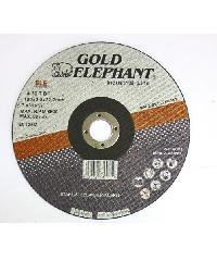 GOLD ELEPHANT แผ่นตัดเหล็ก 7นิ้ว หนา 3มม. T41A# 1803022