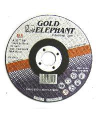 GOLD ELEPHANT แผ่นตัดเหล็ก 4 นิ้ว หนา 3มม. T42A 1003016