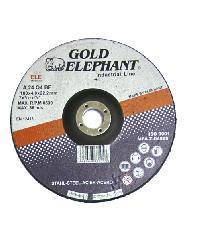 GOLD ELEPHANT แผ่นเจียร์เหล็ก T27A#1804022EA