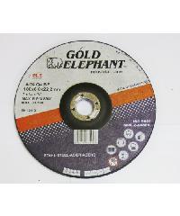 GOLD ELEPHANT แผ่นเจียร์เหล็ก T27A#1806022EA