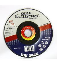 GOLD ELEPHANT แผ่นเจียร์แสตนเลส 7นิ้ว 27WA# 180