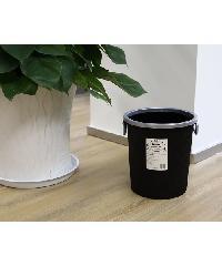 ICLEAN ถังขยะพลาสติก ความจุ 9 ลิตร   ZJX002-BK  ดำ