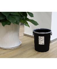 ICLEAN ถังขยะพลาสติก  ความจุ 12ลิตร   ZJX003-BK ดำ