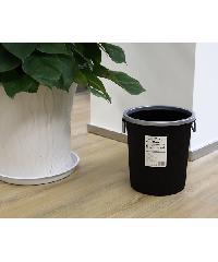 ICLEAN ถังขยะพลาสติก ความจุ 15 ลิตร  ZJX004-BK ดำ