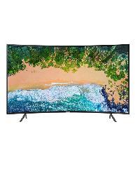 SAMSUNG โทรทัศน์ Curved UHD TV ขนาด 55 นิ้ว UA55NU7300KXXT