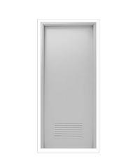 CHAMP ประตูพีวีซี ขนาด  70x180 ซม. S-TITAN2 ขาว