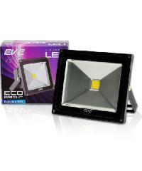 EVE โคมฟลัด LED  อีโคไบรท์ 30W. 220V.เดย์ไลท์.