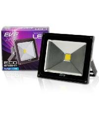 EVE โคมฟลัด LED  อีโคไบรท์ 20W. 220V.เดย์ไลท์.