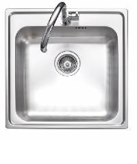 MEX อ่างล้างจาน 1 หลุมไม่มีที่พัก DLS50B