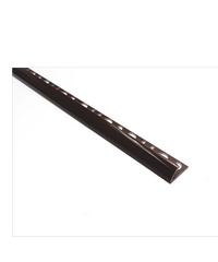 คิ้วกระเบื้อง PVC SUPER UV  (8.mm) M20 เทา
