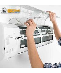 Global house บริการล้างเครื่องปรับอากาศแบบติดผนัง ขนาด 18001-36000 BTU