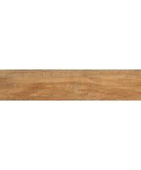 Marbella กระเบื้องปูพื้นลายไม้ ขนาด 20x100x0.98 cm. 10208 (5P) A. สีน้ำตาล