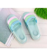 USUPSO  รองเท้าแตะ (39-40) USUPSO  สีเขียว