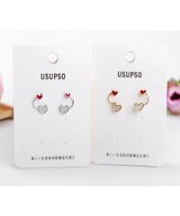 USUPSO  ต่างหู  Heart Love