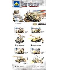 Sanook&Toys  ชุด Dragon Wars 3002#1-4