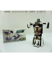 Sanook&Toys ชุด Deformation of the car 296696