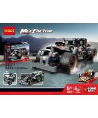 Sanook&Toys  ชุด Gateway racer  3417 สีดำ