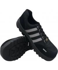 Protx รองเท้าเชฟตี้ #42 พื้น PU   W1 สีดำ