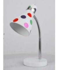 ELON โคมไฟตั้งโต๊ะ  Fancy MT53067-1D สีขาว
