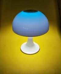 EILON โคมไฟตั้งโต๊ะ Modern  LE-1918 สีฟ้า