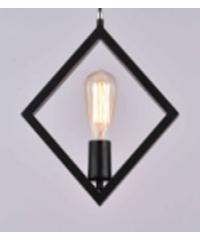 EILON โคมไฟแขวน Loft  42429 สีดำ