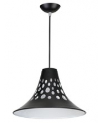 EILON โคมไฟแขวน Loft  SKD-P087 สีดำ