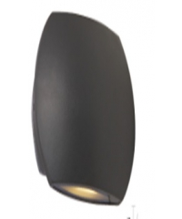 ELON โคมไฟผนังโมเดิร์น กันน้ำ IP65 3W*2  SZ-2745