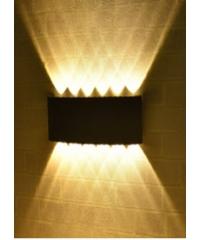 ELON โคมไฟผนังโมเดิร์น กันน้ำ IP66 1W*12 SZ-2859