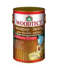 WOODTECT สีย้อมพื้นไม้ สีใส WD-500