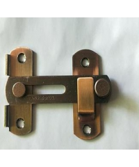 TORSTEN กลอนสับสแตนเลส 4 นิ้ว สีทองแดงรมดำ  HM-GT4