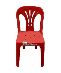 FREEZETO เก้าอี้คริสตัล FT-231/B สีแดง