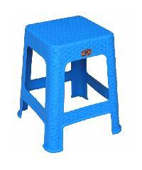 FREEZETO เก้าอี้แบมบู  FT-232 สีฟ้า